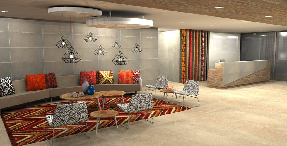 FSG Africa workplace consultancy corporate interior office space